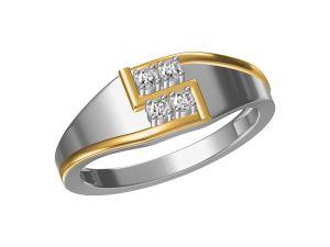Buy Kiara Sterling Silver Snehal Ring Mkgr030wt online