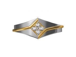 Buy Kiara  Sterling Silve Kajal Ring online