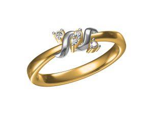 Buy Kiara Sterling Silve Mohini Ring Mkr036yt online