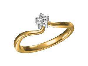 Buy Kiara Sterling Silve Meghana Ring Mkr081wt online