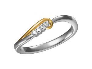 Buy Kiara Sterling Silver Amritsar Ring Mkr095wt online