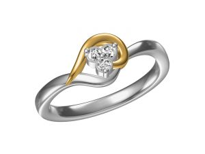 Buy Kiara Sterling Silver Barbie Ring online
