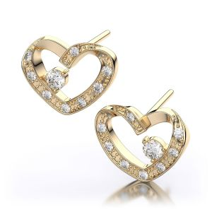 Buy Kiara Sterling Silver Poonam Earrings online