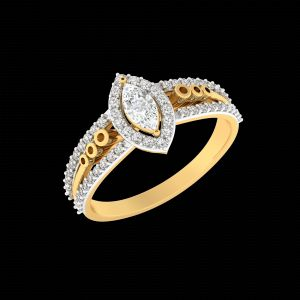 Buy Kiara Sterling Silver Sanika Women Ring online