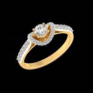 Buy Kiara Sterling Silver Manali Ring online