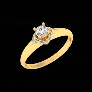 Buy Kiara Sterling Silver Pooja Ring online