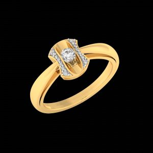 Buy Kiara Sterling Silver Amruta Ring online