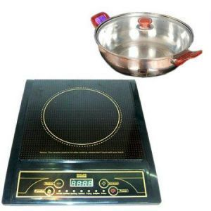 Buy Induction Cooker With Free Kadai Premium Quality online