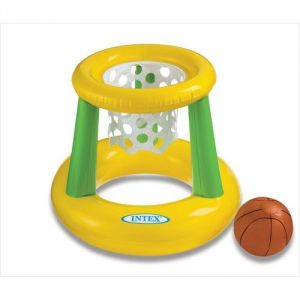 Buy Intex Floating Hoops - Inflatable Basketball Water Pool Sport Toy - 58504 online