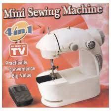 Buy Portable Mini Sewing Machine With Foot Pedal online