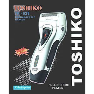 Buy Toshiko Rechargeable Shaver Trimmer Electric Men Handy online