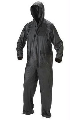 Buy Full Body Gents Raincoat, 3 Peace Set Rain Suit. Jacket Coat, Trouser & Cap online