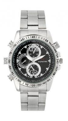 Buy HD Digital Spy Camera Watch Steel online