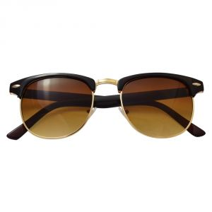 Buy Club Master Sunglasses Brown Lens Clubmaster Sunglass online