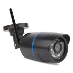 Buy Indmart WiFi IP Cctv Camera With SD Card Recording-live Monitoring Assorted Colours online