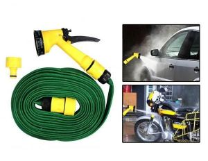 Buy Car Washer Hose With 10 Mtr Pipe online