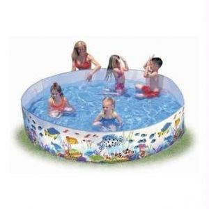 Buy Swimming Pool / Water Pool 6 Feet (diameter) online