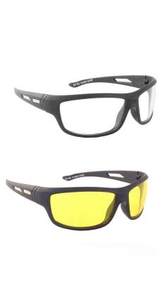 Buy Blue-tuff Night Driving Night Vision Sunglass Buy 1 Get 1 Free online