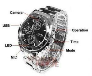 Buy Spy Wrist Watch With HD Camera -dvr 4GB online