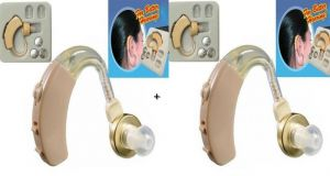 Buy Buy 1 Get 1 Free Cyber Sonic Hearing Aid Sound Enhancer Machine online
