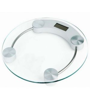 Buy White Cherry Weighing Scale Round online