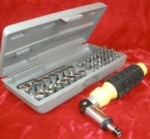 Buy 41 PCs Power Grip Professional Hand Tools online