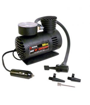Buy Autofurnish Puncture Kit Plus 300 Psi Car Air Compressor online