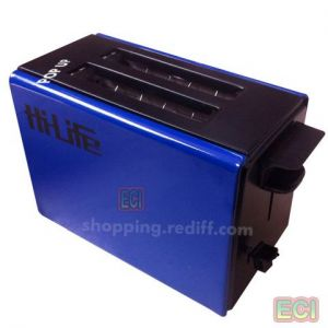 Buy Hi-life Brand Electric Popup Toaster Instant 2 Bread Slice Toast online