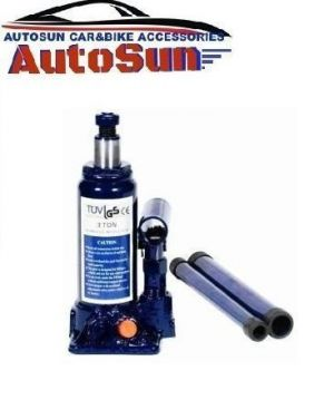 Buy Autosun Hydraulic Bottle Car Jack - 3 Ton Tuv Gs ( Heavy Quality) online