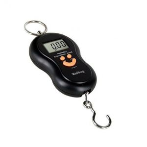 Buy Shoppingekart Plastic Multicolor Portable Electronic Digital LCD Screen Scale For Travel Luggage Home Weighing Scale online