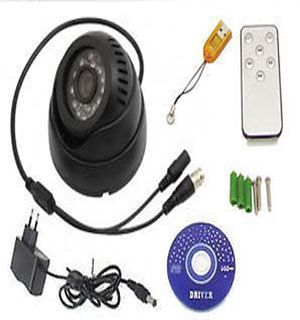 Buy Cctv Dome Dvr Camera Tv-out Sd-card Motion Detection Night Vision Play Back online