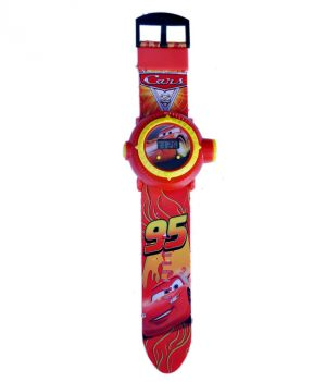 Buy Stylish & Sober 24 Projector Wrist Watch For Kids online