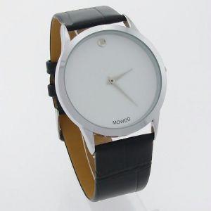 Buy New Stylish Slim & Thin Leather Wrist Watch online