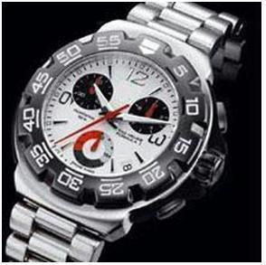 Buy Steel Finish Chrono Watch online