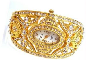 Buy New Party Wear Wrist Kada Watch For Ladies online