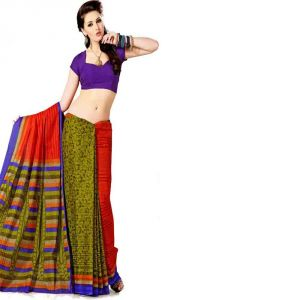 Buy Cotton Saree 1005 online