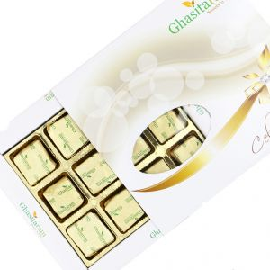 Buy Mothers Day Gifts- Ghasitarams Sugarfree Chocolates Assorted Sugarfree Chocolates 12 PCs White Box online