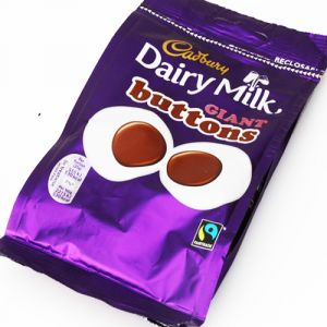 Buy Chocolate-cadbury Dairy Milk Giant Buttons online