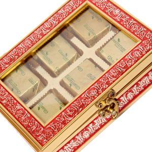 Buy Chocolate - Red 6 PCs Metal Box online