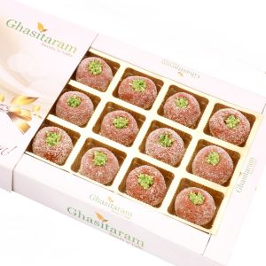 Buy Diwali Gifts - Mathura Peda In White Box online