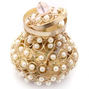Buy Mothers Day Gifts- Golden Pearl Sugarfree Chocolates Basket online