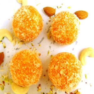 Buy Sweets -mango Coconut Laddoo online