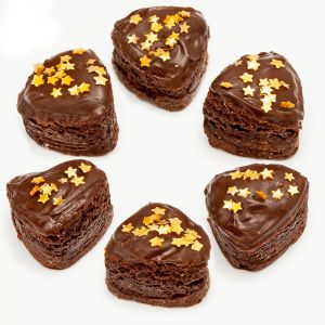 Buy Gifts-chocolate Triangle Cake Bites online