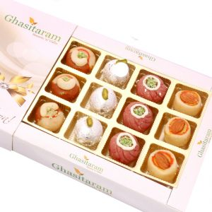 Buy Mothers Day Sweets-assorted Sweets In White Box online