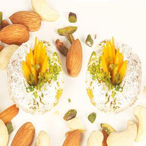 Buy sweets ghasitaram gifts sugarfree almond heads online best sweets ghasitaram gifts sugarfree almond heads negle Images