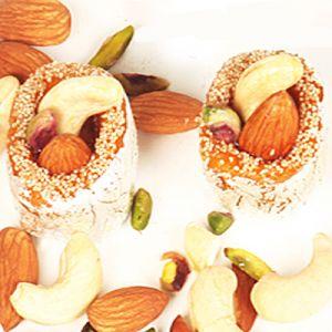Buy sweets ghasitaram gifts sugarfree dryfruit tokri online best sweets ghasitaram gifts sugarfree dryfruit tokri negle Images