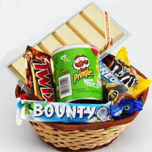 Buy Gifts Hamper-chocolate Basket Hamper 1 online