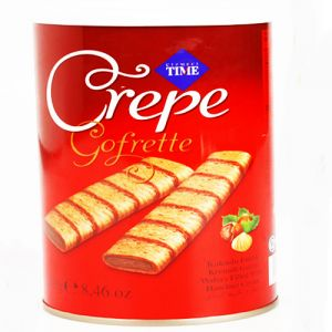 Buy Chocolate-crepe Hazelnut Wafers online