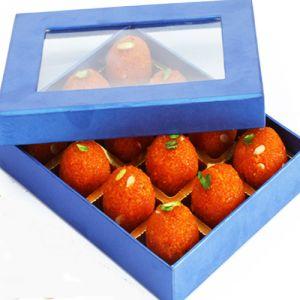 Buy sweets ghasitaram gifts sugarfree motichoor laddoo blue box buy sweets ghasitaram gifts sugarfree motichoor laddoo blue box online negle Gallery