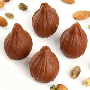 Buy Sweets-ghasitaram's Chocolate Mawa Modak online